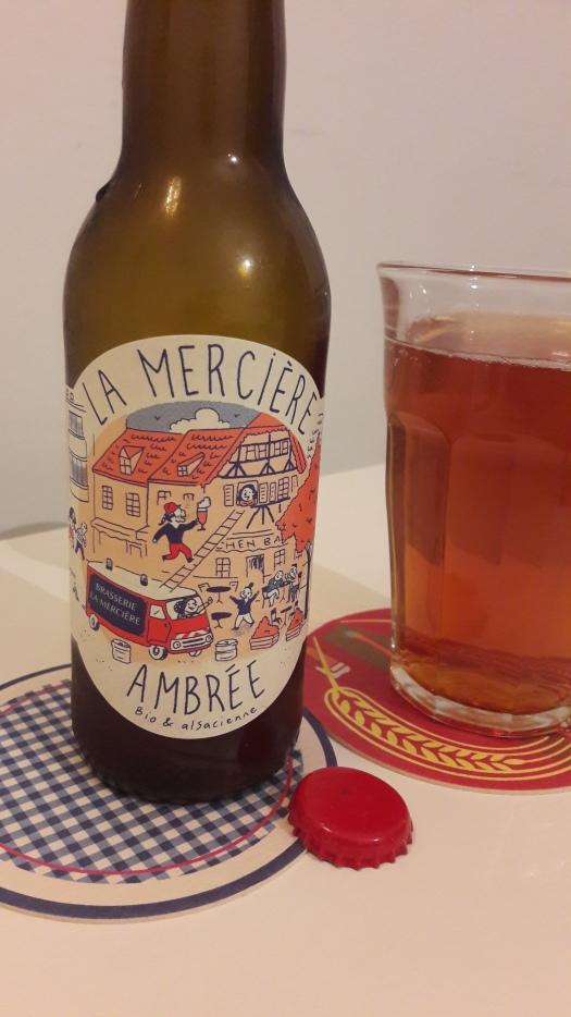 ambree mercière